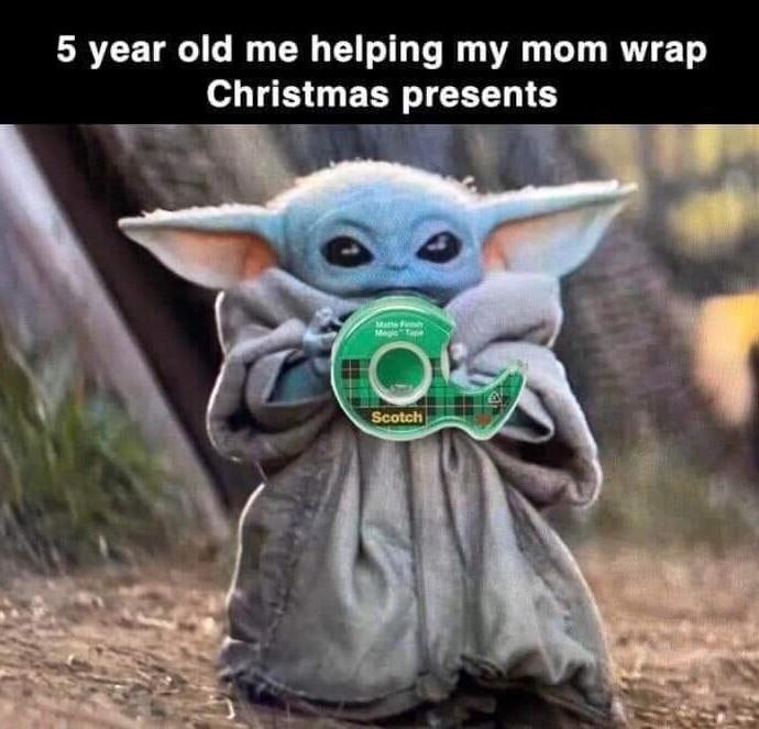 My childhood - meme