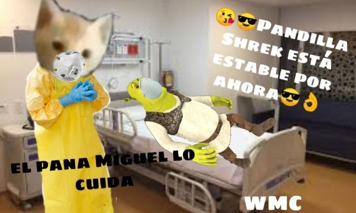 Grande el pana Miguel - meme