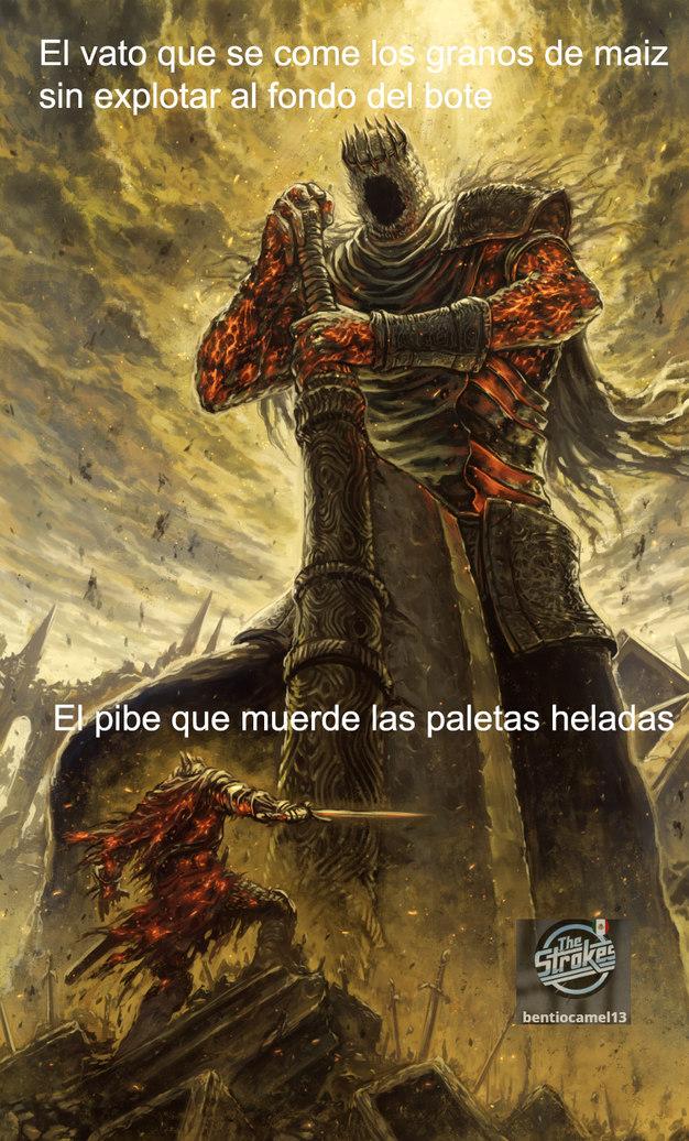El titan de titanes - meme