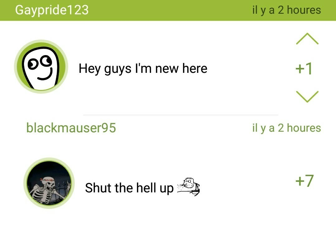 Welcome to Memedroid
