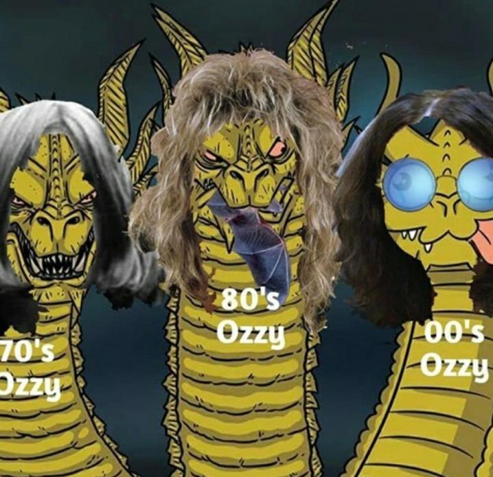 Ozzy - meme