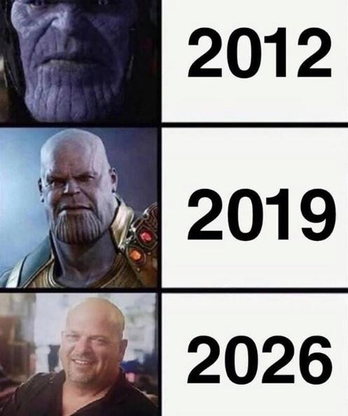 La evolución es confusa - meme