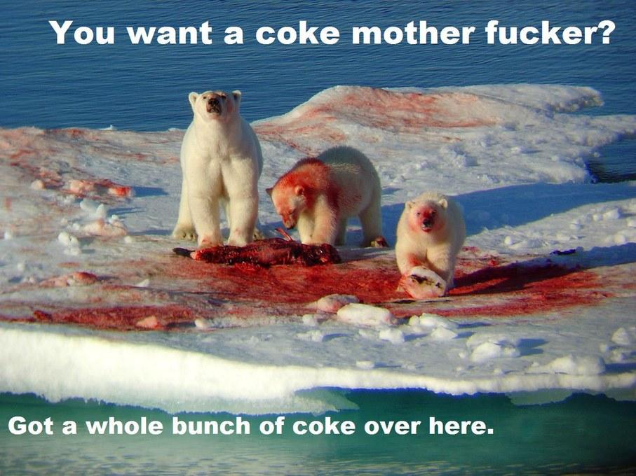 Want a Coke? - meme