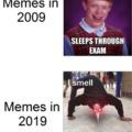 Evo of memes