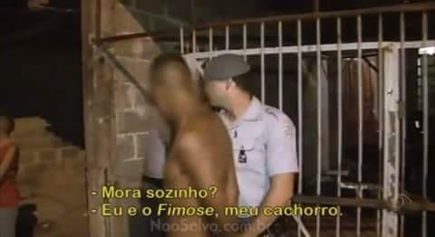 Pérolas Polícia 24h #3 - meme