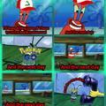 Those obsessed Pokémon Go players be like...