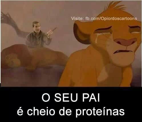 PROTEINA PORRA - meme