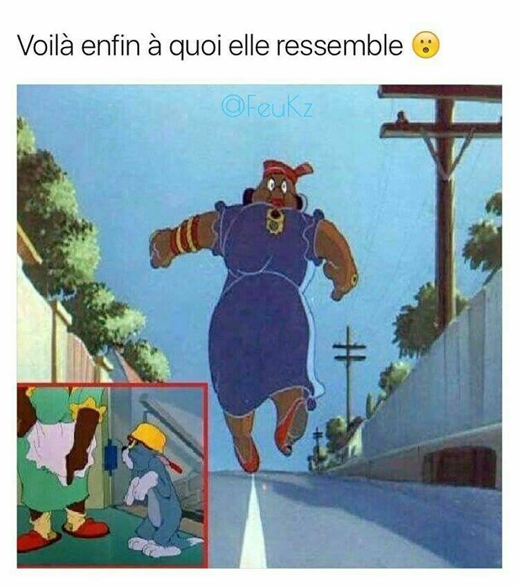 Tom et Jerry - meme