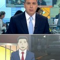 Vicente Vallés presentador de antena 3