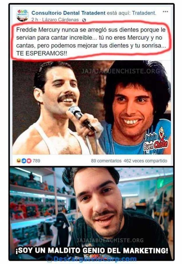 Federico mercurio - meme