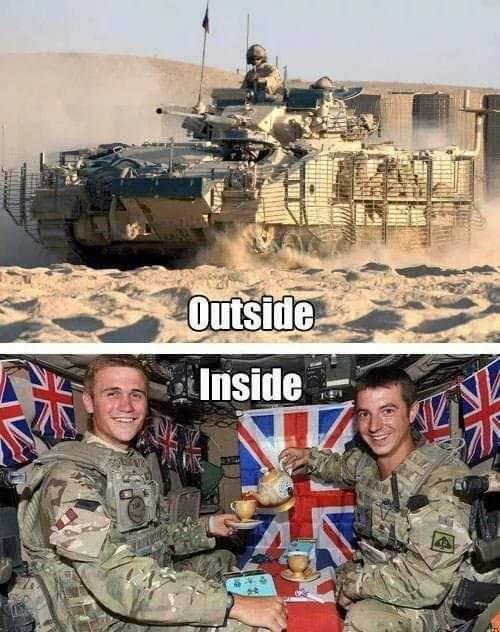 Tea tank - meme
