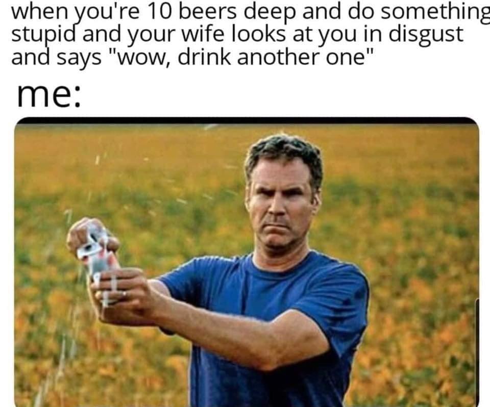 I think I will - meme