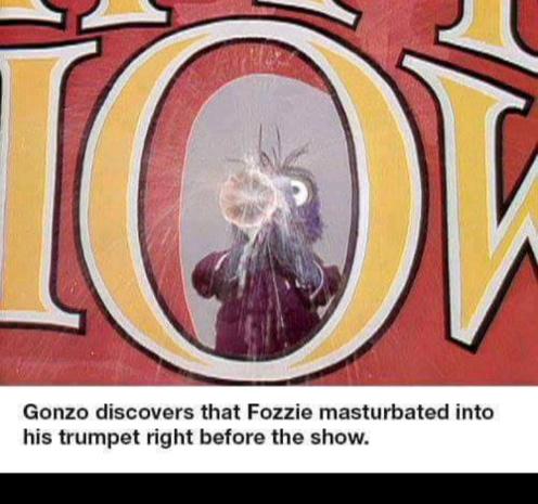 Gonzo - meme