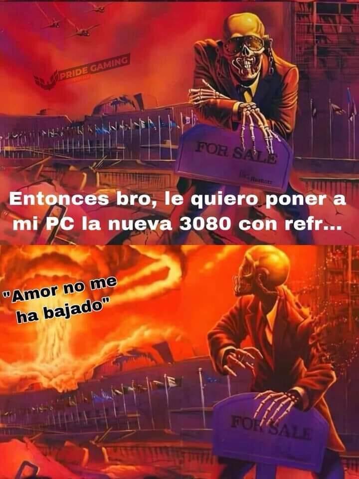 Adiós PC Master Race - meme