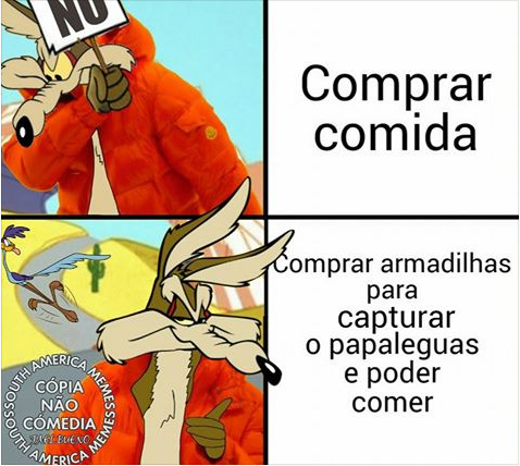 PapaRéguas - meme