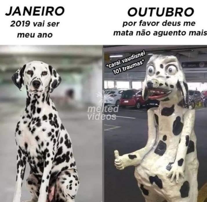 Carvalho - meme