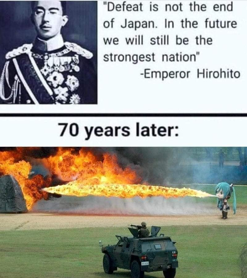 Tennōheika Banzai - meme