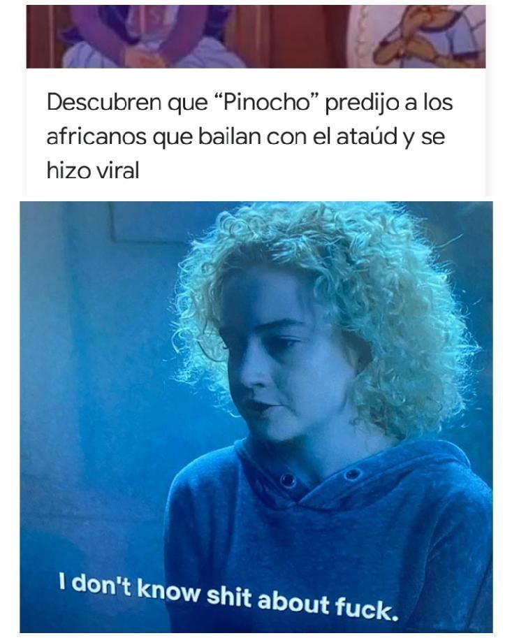 Pinochet - meme