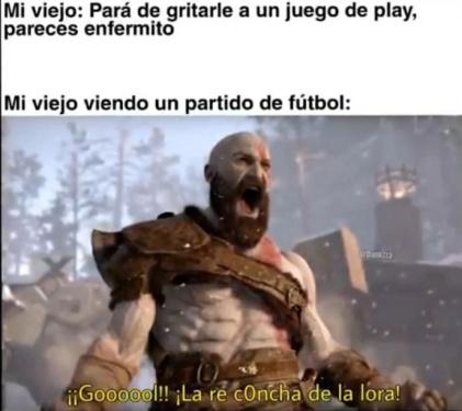 Goool - meme