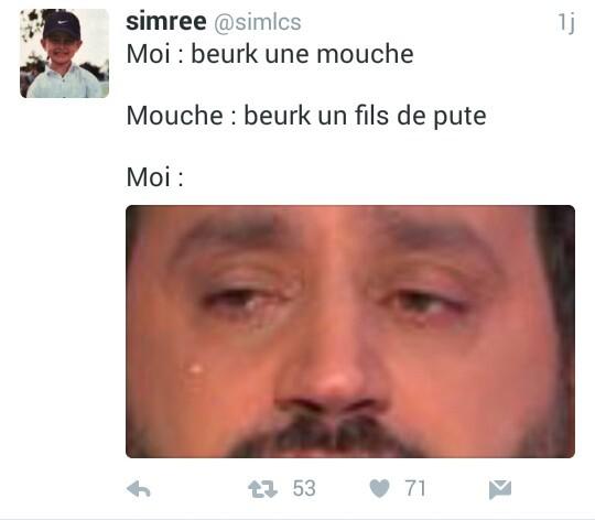 Salope - meme