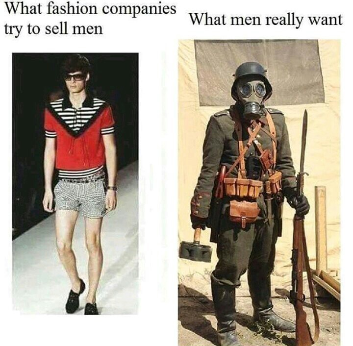 I support the Spring Offensive of 1918 - meme