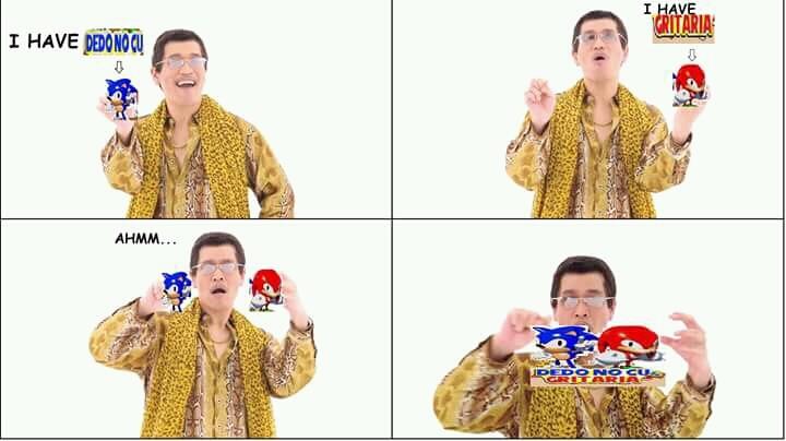 Dedo no cool - meme