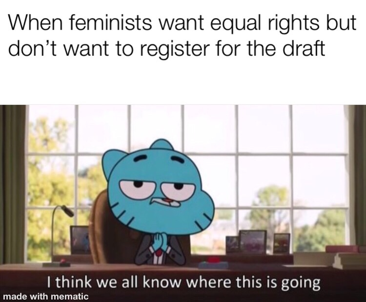 OOFIN libtards - meme