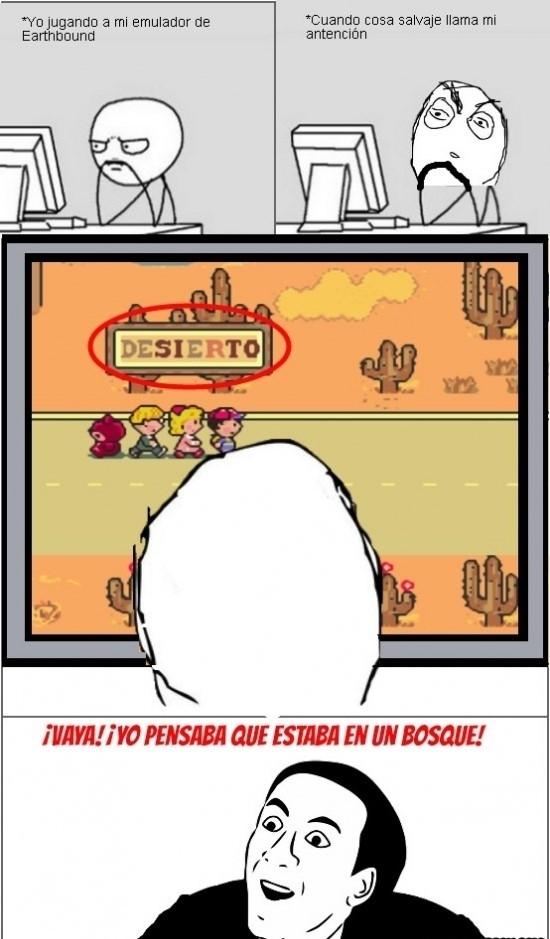 Earthbound - meme