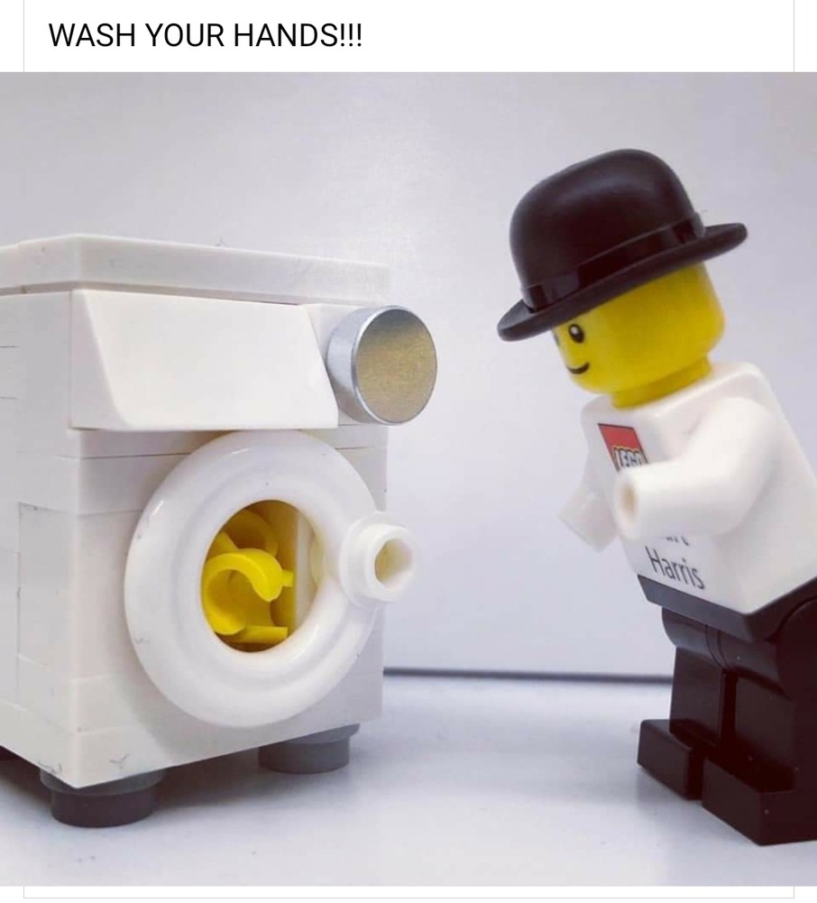 Lego memes are great