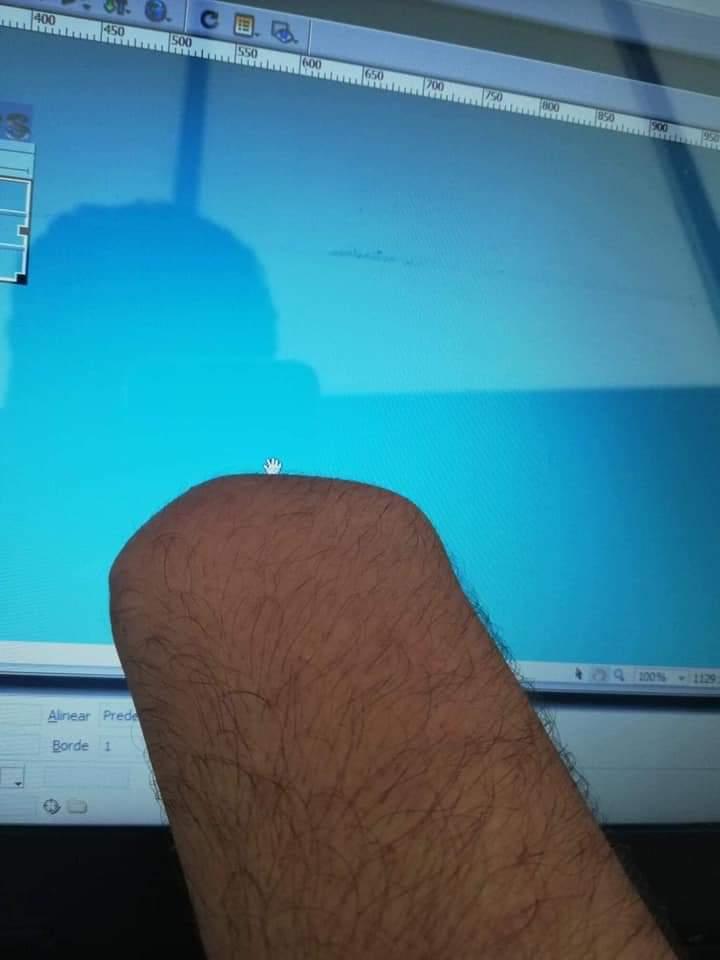 Tiny hand tiny hand! - meme