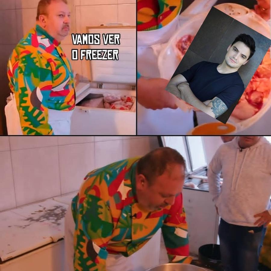 Estragado - meme
