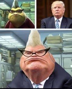 Trump+Roz kkkkkkk - meme
