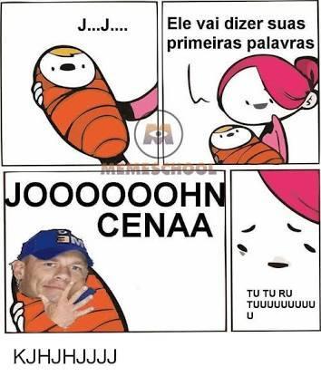 Joooohn Cenaaa - meme