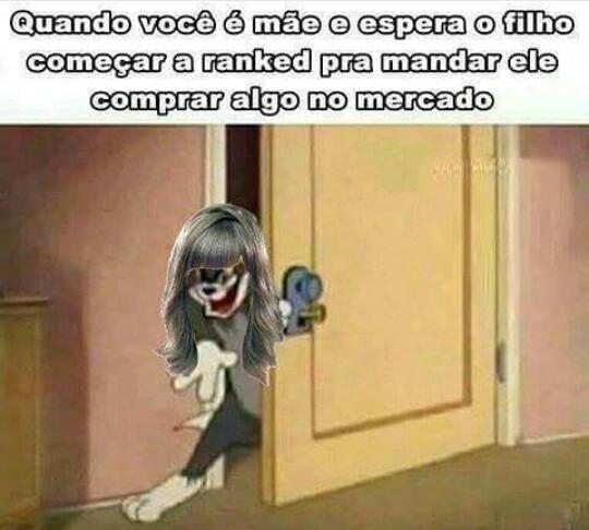 Mães fdps - meme