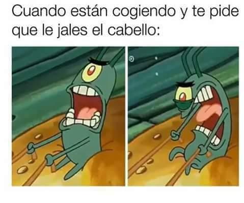 Ese plankton - meme