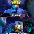La fiebre del fortnite