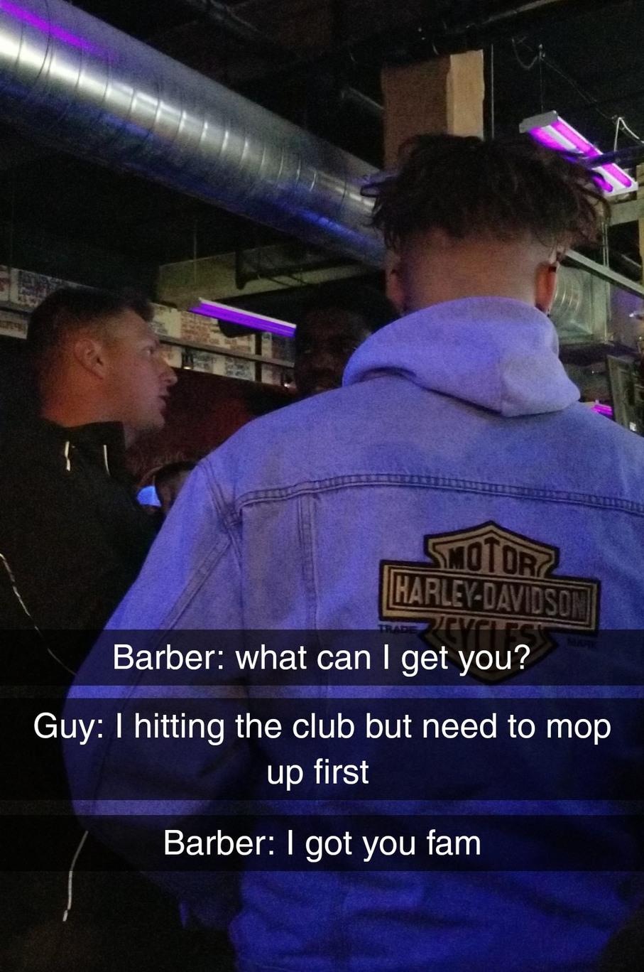 Shit tier haircut - meme