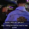 Shit tier haircut