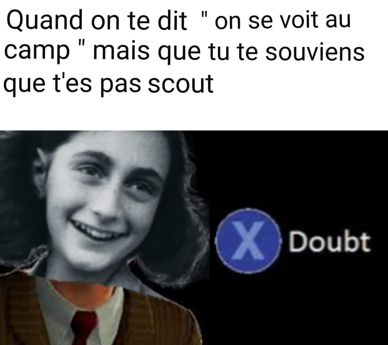 *scoutisme - meme