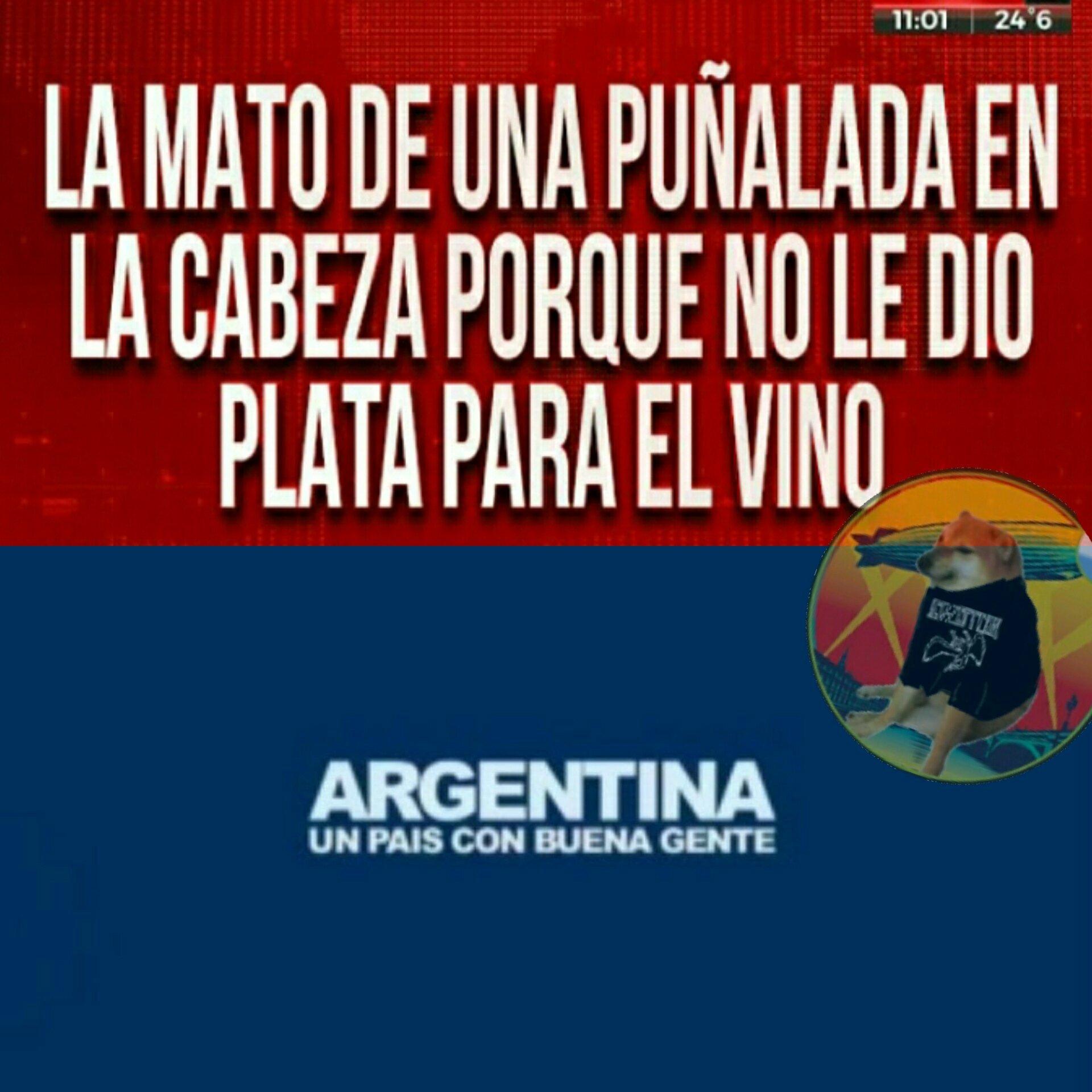Vamos Argentina - meme