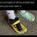 Glock on a croc