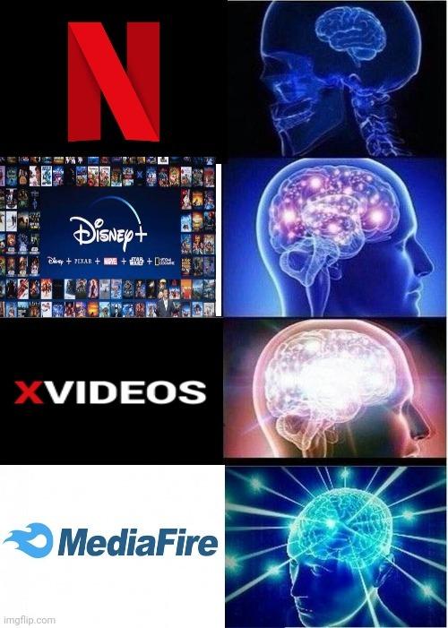 viva la piratería - meme