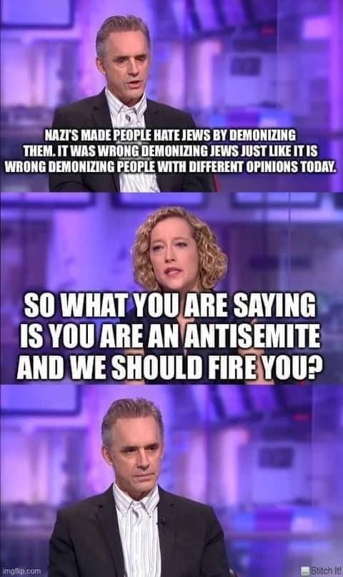 """""""Anti-semetism"""" - meme"""