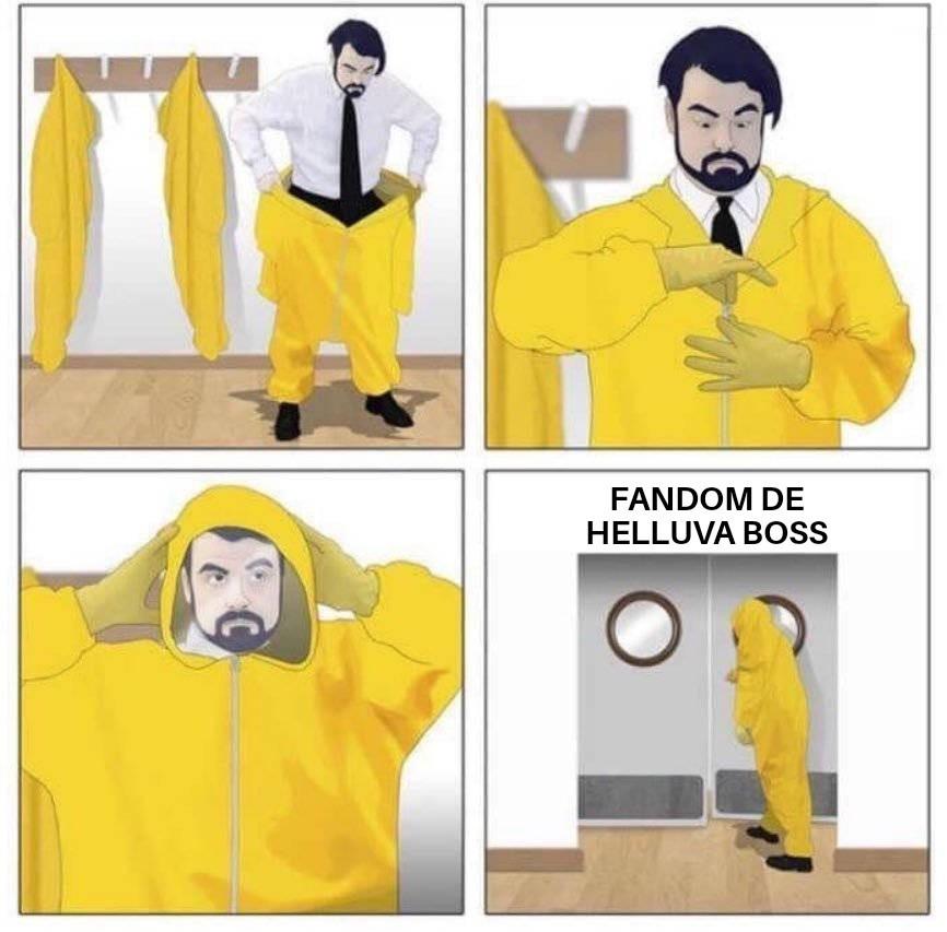 Estoy Infiltrado En Ese Fandom - meme