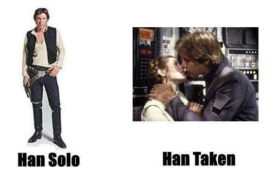 Han Taken btm tss, uhhm nevermind - meme