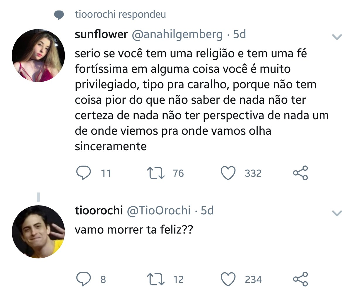 O filósofo escondido no tweet do mito - meme