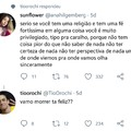 O filósofo escondido no tweet do mito