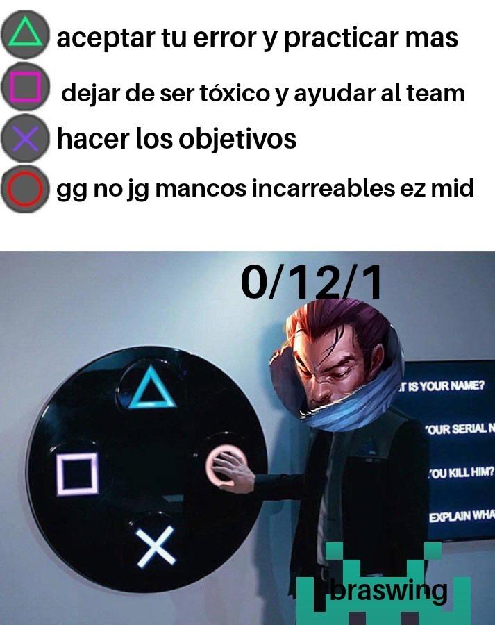 Yasuo m7 - meme