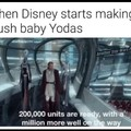 The Clone wars are starting
