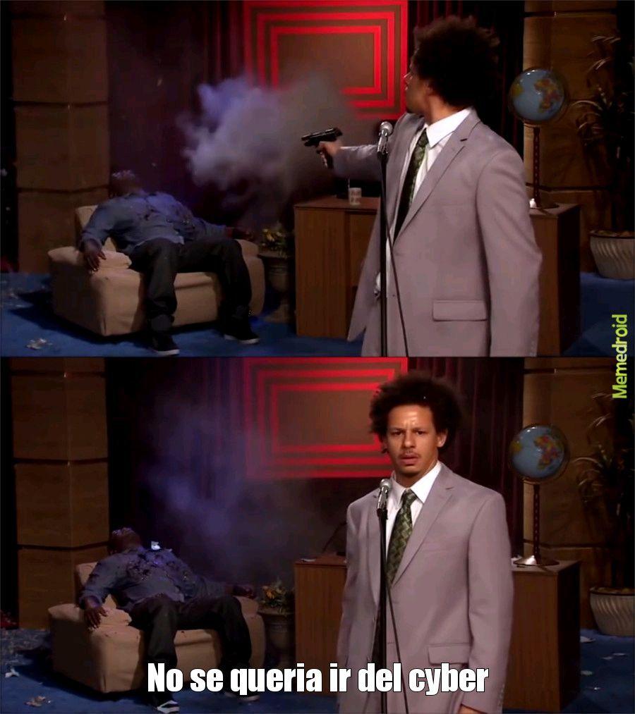 Cyber sin imagenes de dragon ball z - meme